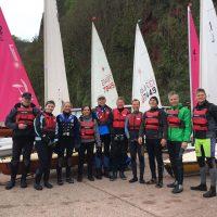 New sailors