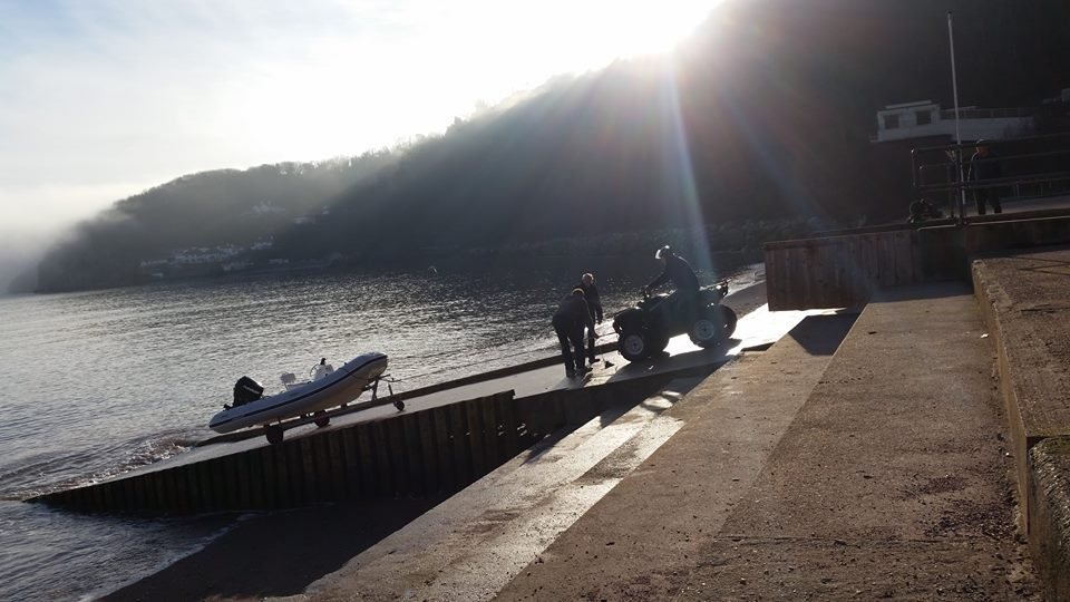 Training at Babbacombe Corinthian Sailing Club