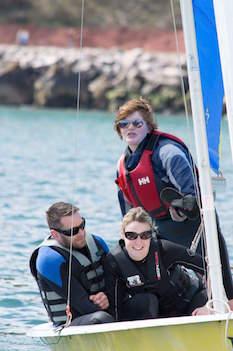 Improver Training at Babbacombe Corinthian Sailing Club