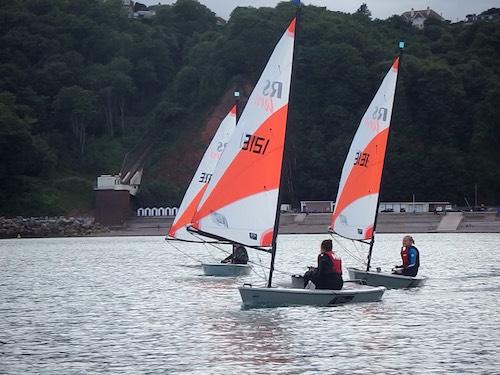 Torquay Sailing At Babbacombe Sailing Club