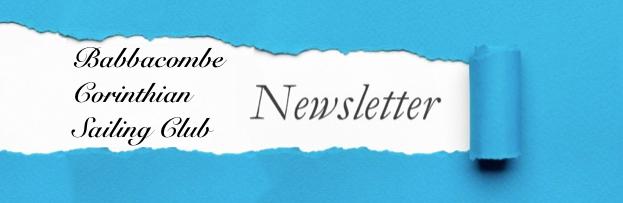 Sailing Club Newsletter