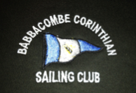 Babbacombe Corinthian Sailing Club Clothing