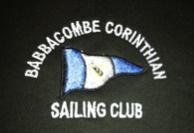 Babbacombe Corinthian Sailing Club Clothing