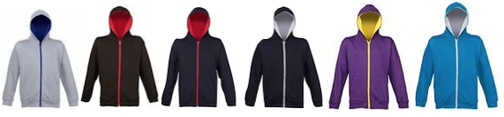 Babbacombe Sailing Club Junior Clothing