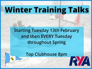 Winter Training Talks
