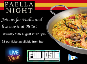 Paella Night & Live Music