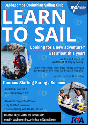 Learn To Sail This Summer