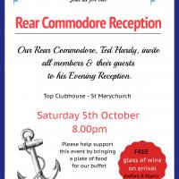 Rear Commodores Reception A4