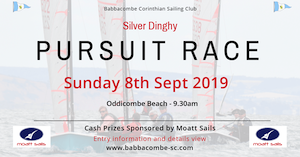 Pursuit Race 8th September