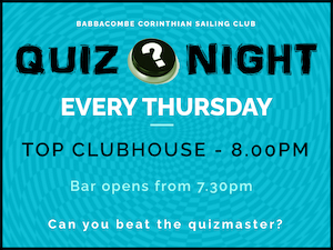 Quiz Night Every Thursday